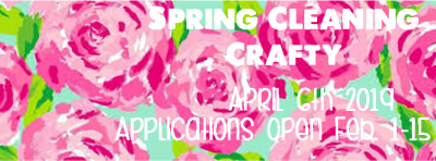 SPRING CLEANING Crafty 2019